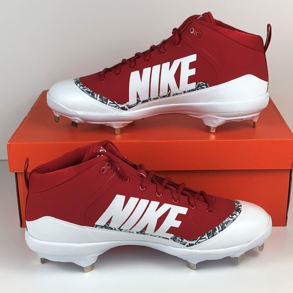 ae9c3d843c9 Nike Force Air Trout 4 Pro Metal Baseball Cleats